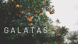 Gálatas 1:1-10.