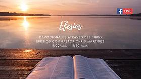 Efesios 1:1-3.