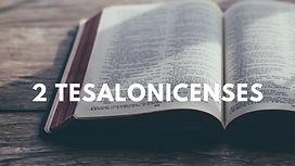 2 Tesalonicenses 1:1-12.