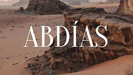 Abdías 1