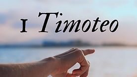 1 Timoteo 1:1-20