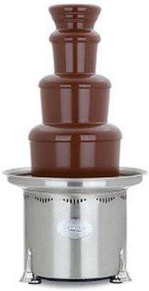 арендовать шоколадный фонтан 65 см заказать в Перми