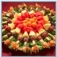 фруктовое ассорти к шоколадному фонтану заказать в Перми