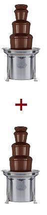 скидка на шоколадный фонтан, купить шоколадный фонтан со скидкой на свадьбу в перми аренда