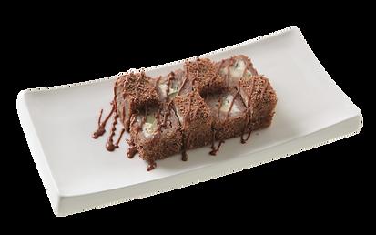 мастер-класс по изготовлению шоколадных роллов в Перми