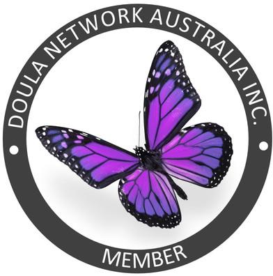 Doula Network Australia Inc Logo