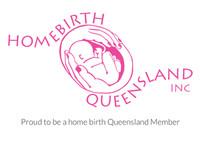 Homebirth Queensland Inc Logo