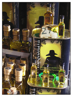 Provence olive oil