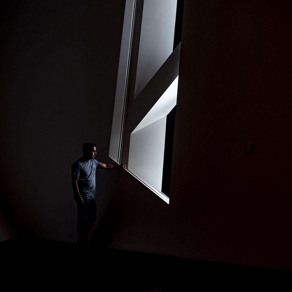 Posing Denver Art Museum