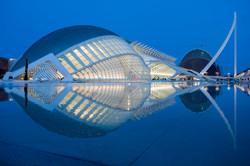 City of the Arts & Sciences, Valencia