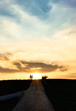 The Heath, Sunset