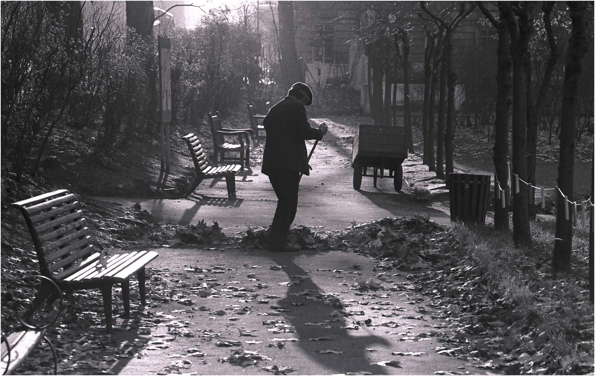 Sweeper Gordon Square
