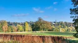 The Heath, View of Highgate