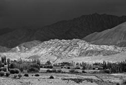 Folded Mountain, Ladakh
