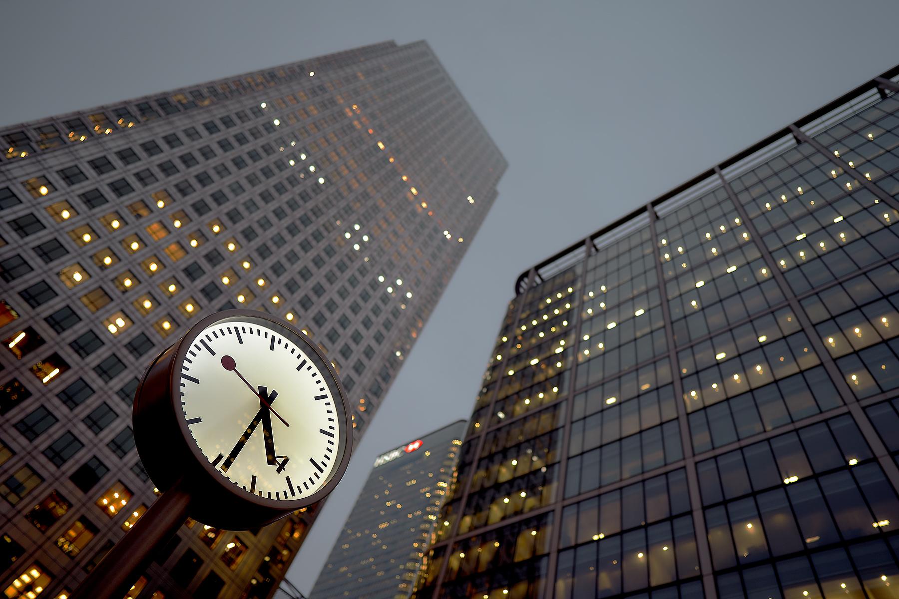 Canary Wharf Times