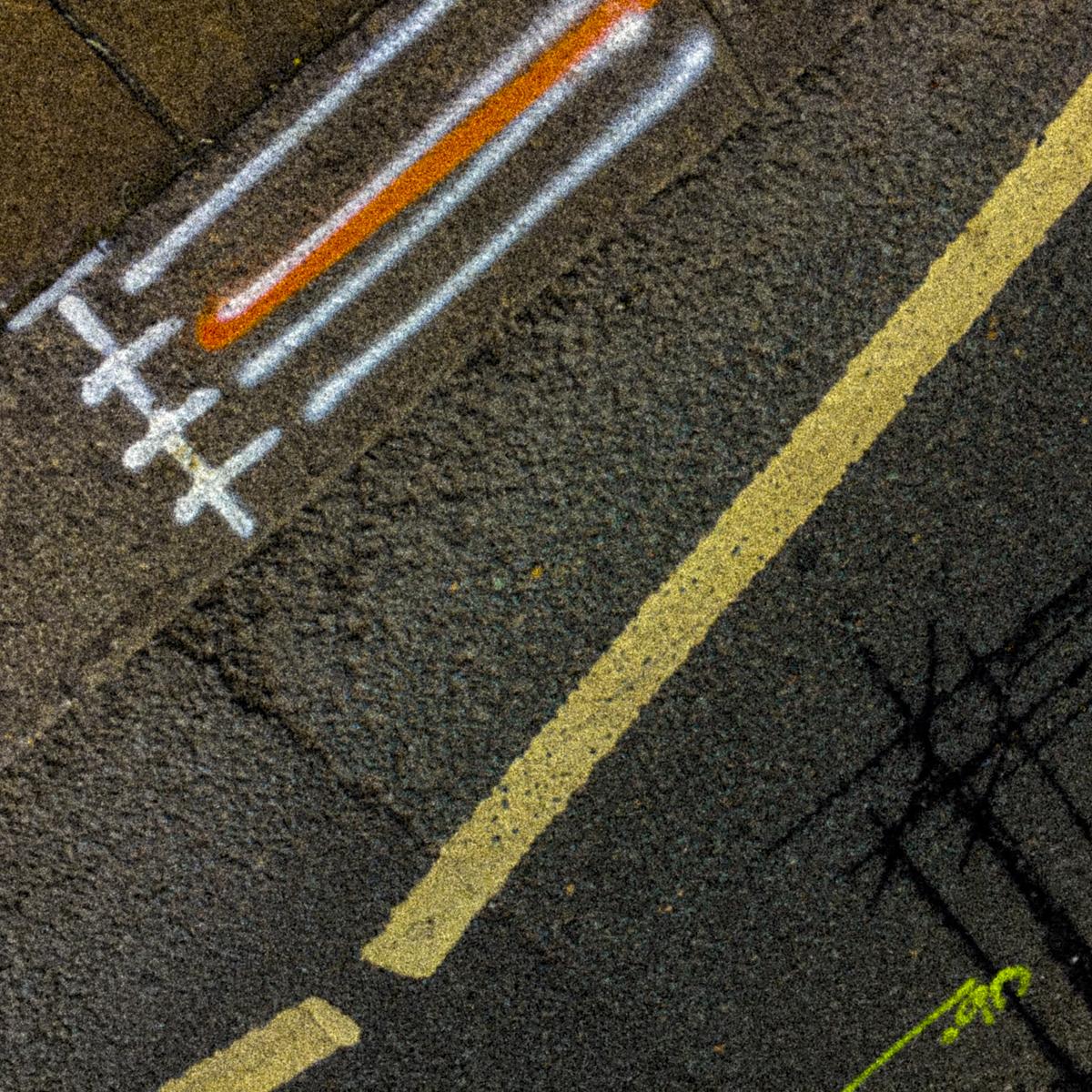 Oxford Street underfoot