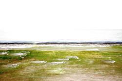 Camera as Paintbrush, Chesil Beach 1.