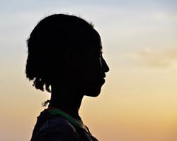 Girl, Ethiopia