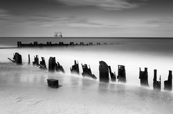 Sea defences, Happisburgh
