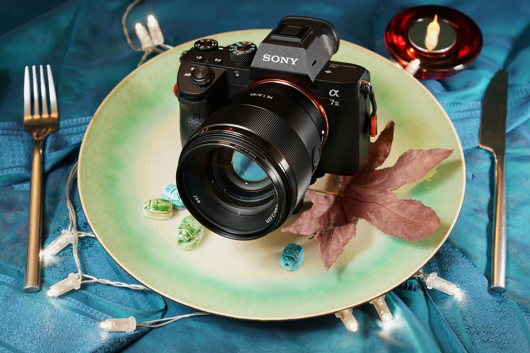Secondo Piatto - A Meaty Camera