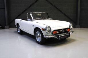 Honda S800 Cabriolet *Original* 1968
