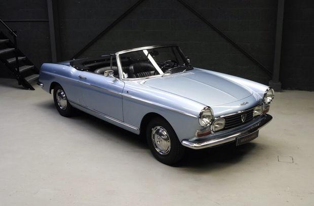 Peugeot 404 Cabriolet -1968