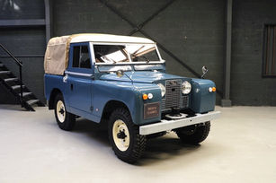 Land Rover Series 2A 88 - 1962 *Restored*