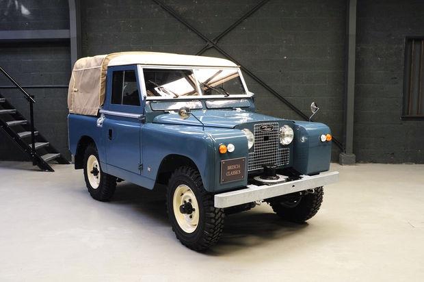Land Rover Series 2A 88 - 1962