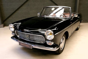 Peugeot 404 Cabriolet - 1965  *NEW ARRIVAL*