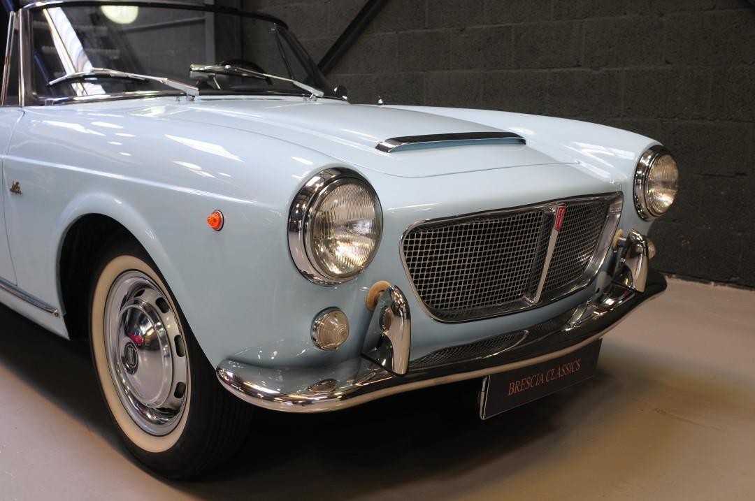 Fiat 1200 Cabriolet 1961