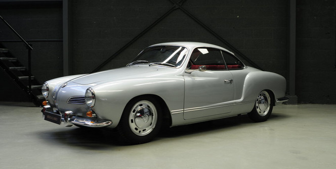 VW Karmann Ghia 1500 1967 Brescia Classi