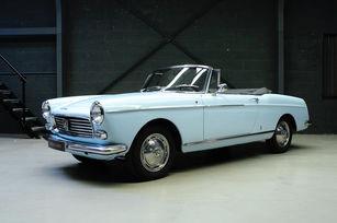 Peugeot 404 Pininfarina Cabriolet - 1966