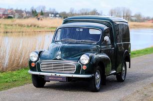 Morris Minor Commercial Van -1969 SOLD