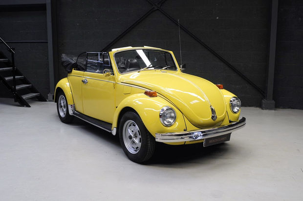 Volkswagen 1302 Cabriolet -1972