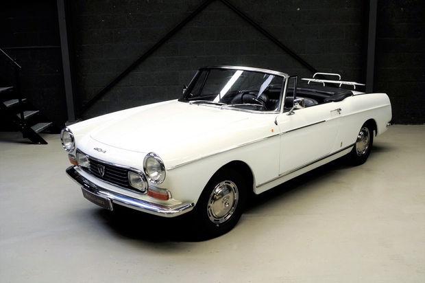 Peugeot 404 Cabriolet 1968