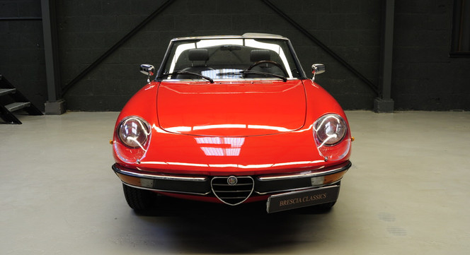 Alfa Romeo 200 Spider Veloce 1978