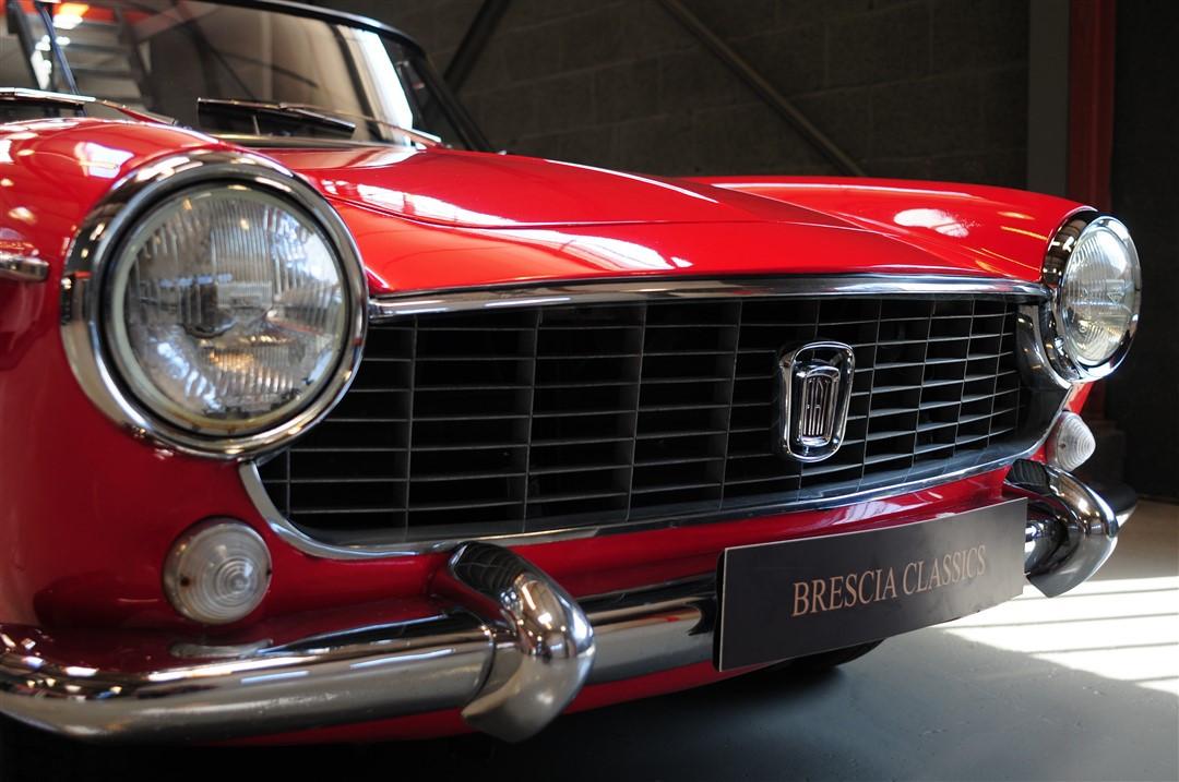 Fiat 1500 Cabriolet 1964