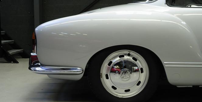 VW Karmann Ghia 1500 1967 Brescia Classics