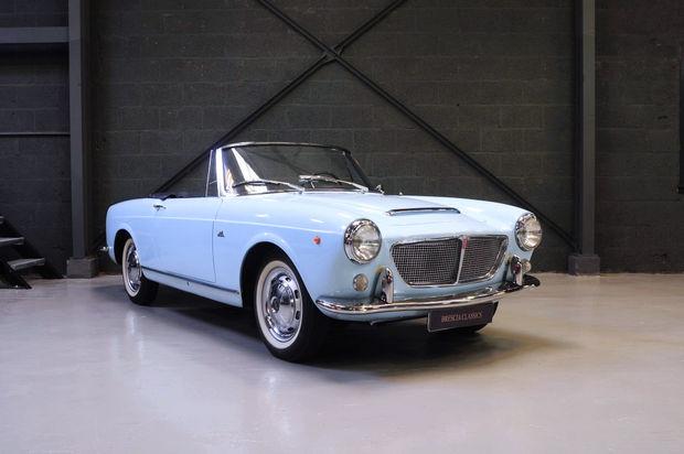 Fiat 1200 Cabriolet -1961