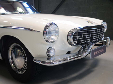 A special one: Volvo P1800 by Jensen