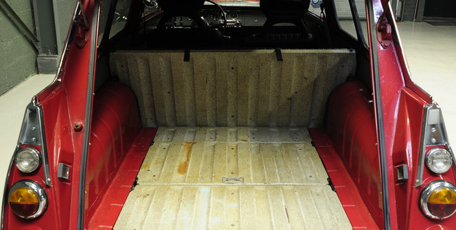 """Saab 95 V4 """"De Luxe"""" 1968 Brescia Classics"""
