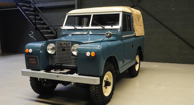 Land Rover Series IIA 88 1962 *Restored*