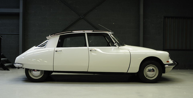 Citroen ID19 1967 Brescia Classics