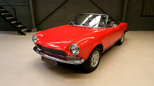 Fiat 124 Sport Spider BS1 - 1971 *RESTORED* NEW ARRIVAL*