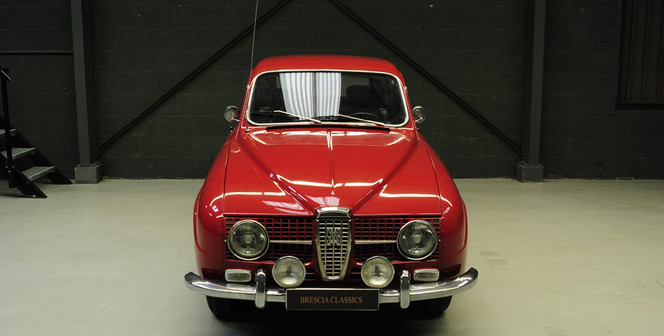 """Saab 95 V4 """"De Luxe"""" 1968 Brescia Classi"""