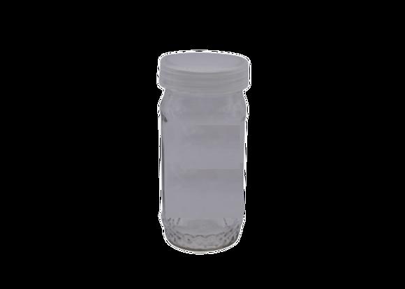 Frasco de vidro 130ml