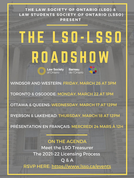 Have questions about the licensing process? The LSSO has your back!