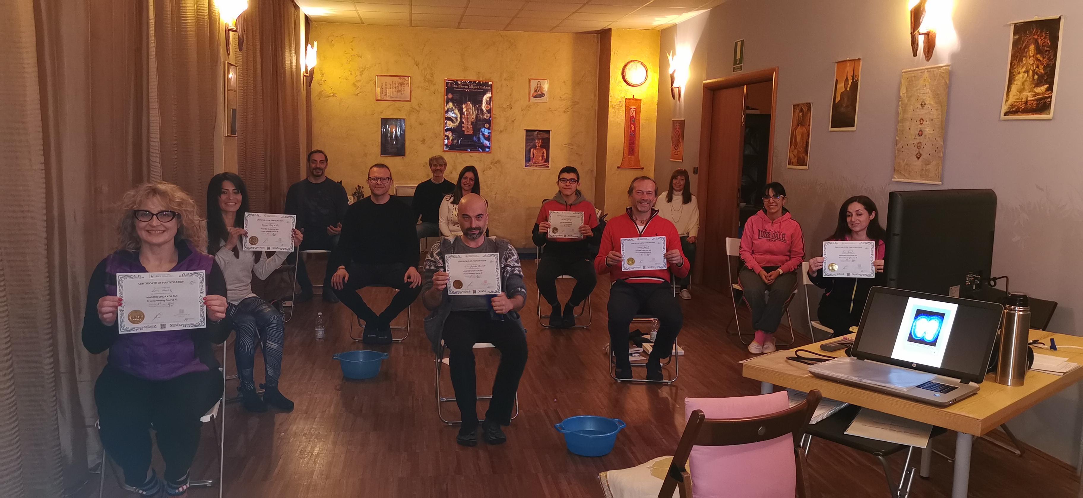 Pranic Healing Base