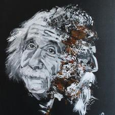 Einstein &Tagore