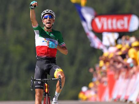 Тур де Франс пятый этап. Триумф Фабио Ару на Ла-Планш-де-Бель-Фий